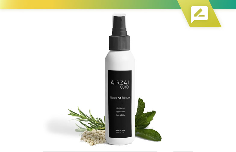 Assainisseur d'air naturel AIRZAI Care: examen de la recherche 2020