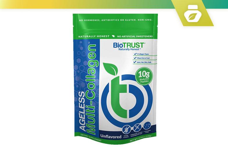 BioTrust Ageless Multi-Collagen: revue de la recherche