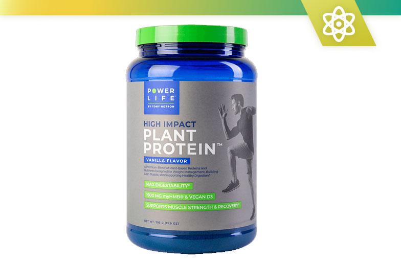 Power Life Nutrition par Tony Horton
