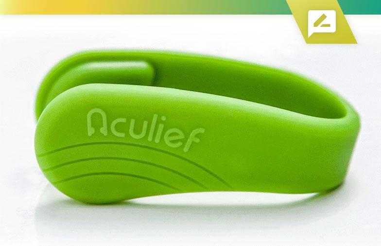 Aculief Wearable Acupressure: examen de la recherche 2020