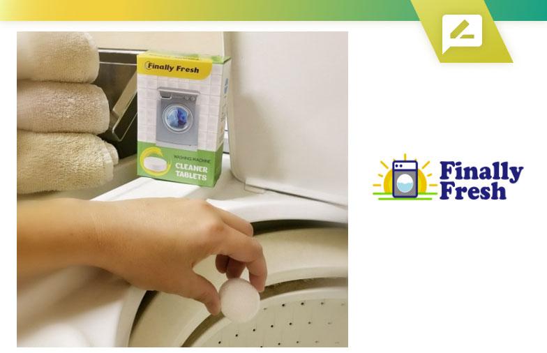 Des machines à laver propres pour des vêtements plus frais?
