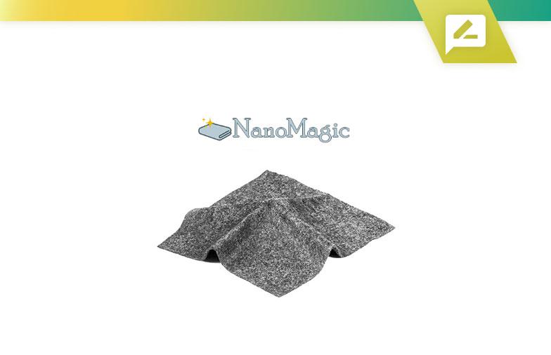 Examen de la recherche sur le chiffon de nettoyage en nanofibre