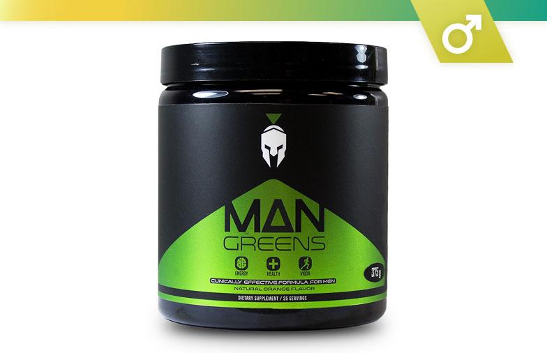 Examen de la recherche sur le supplément Man Greens de Man Nutra