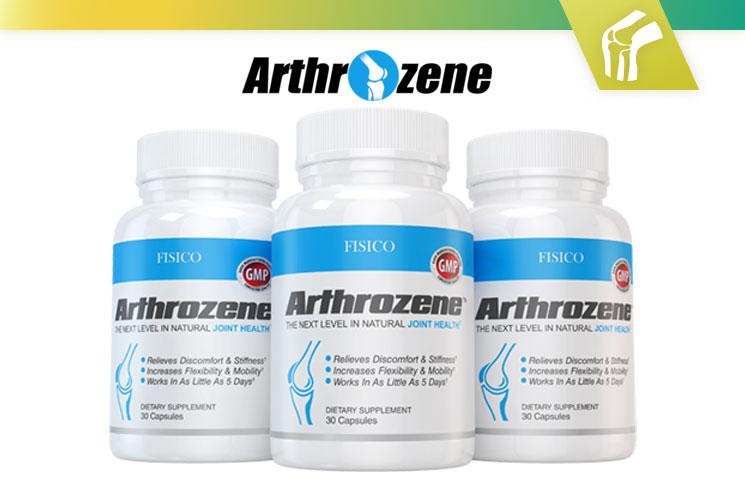 Examen de l'arthrozène: Soulagement naturel de la douleur articulaire