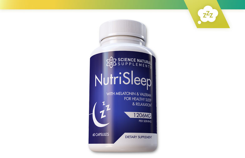 Examen des aides au sommeil Science Natural Supplements