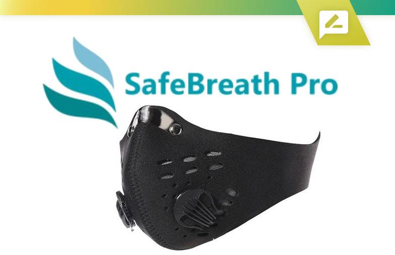 Examen des recherches sur le masque respiratoire SafeBreath Pro
