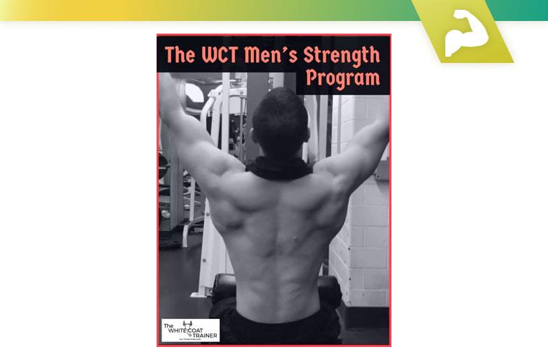 Examen du programme de force masculine du WCT