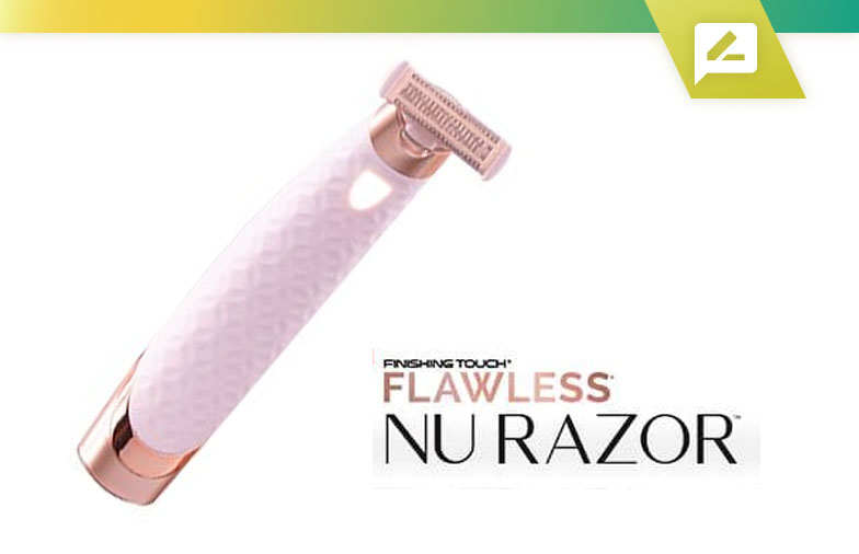 Finishing Touch Flawless Nu Razor: examen de la recherche