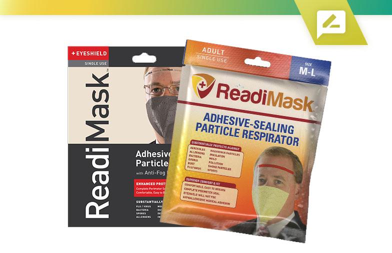 Masque facial respiratoire à particules Safe N99?