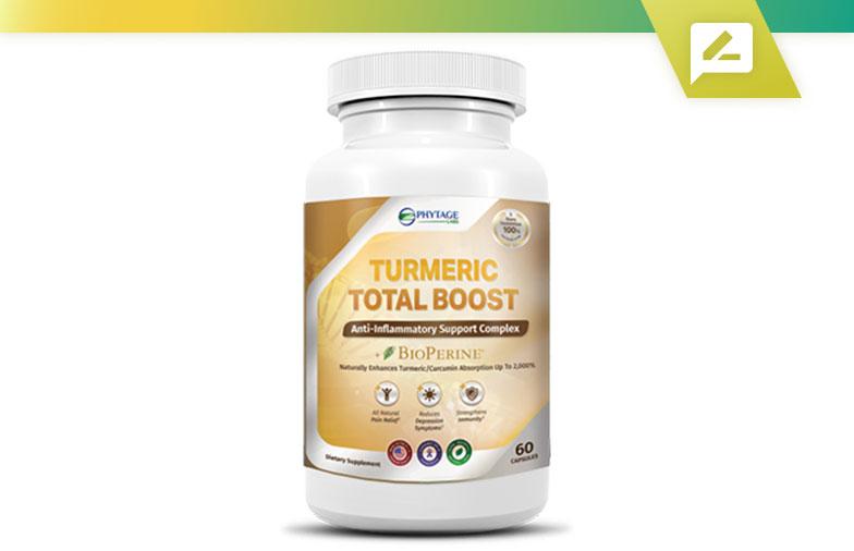 PhytAge Turmeric Total Boost: recherche sur l'examen des suppléments de 2020