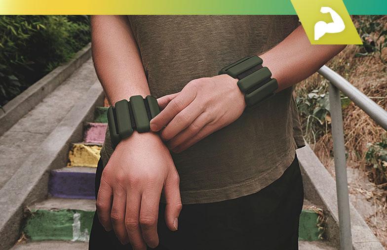 Poids portables pour la résistance d'entraînement physique