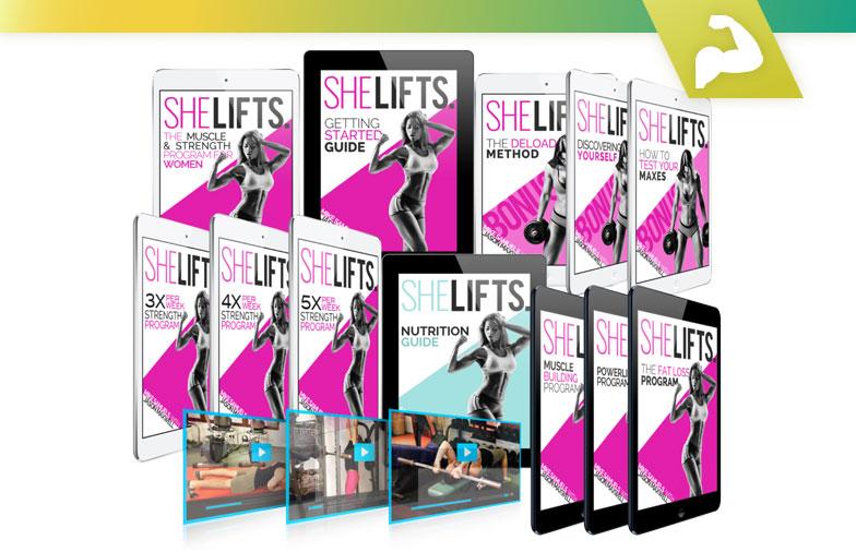 Programme de musculation JMax Fitness pour femmes