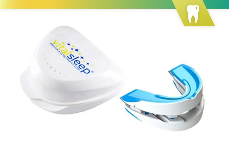 Système d'embouchure anti-ronflement pour un sommeil réparateur