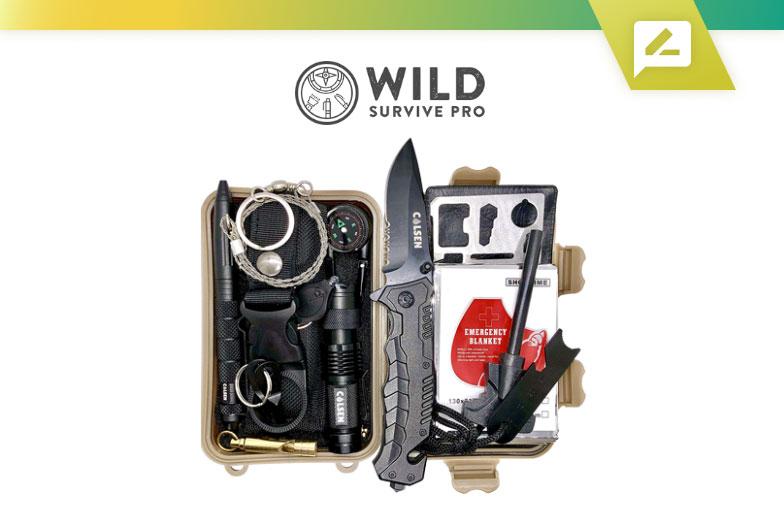 WildSurvive Pro: examen de la recherche 2020